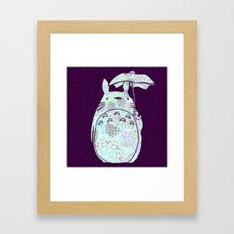 Mandala Strange Neighbor Framed Art Print