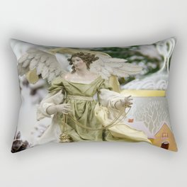 Angel 9. Rectangular Pillow