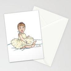 Baby Ballerina Stationery Cards
