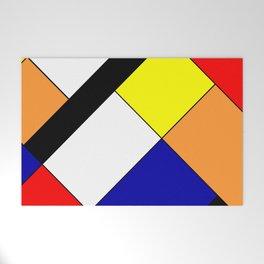 Mondrian #18 Welcome Mat