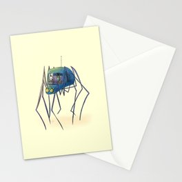 Spidercar Stationery Cards