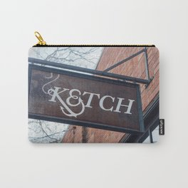 Metal Sign - Seattle, WA Carry-All Pouch