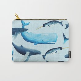 Creatures of the Seas Carry-All Pouch