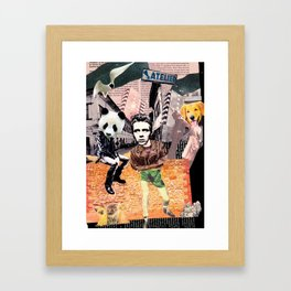 Atelier Framed Art Print