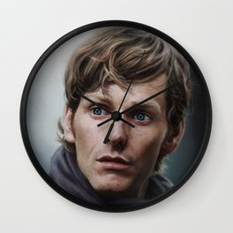 Endeavour Wall Clock