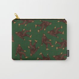 Bigfoot - I Eat People Carry-All Pouch