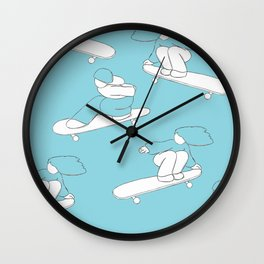 In Search of the Perfect Ride Wall Clock
