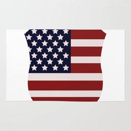 United States flag Rug