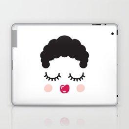 Cute Face Laptop & iPad Skin