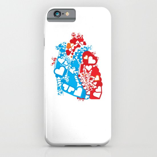 Heart of Hearts iPhone & iPod Case