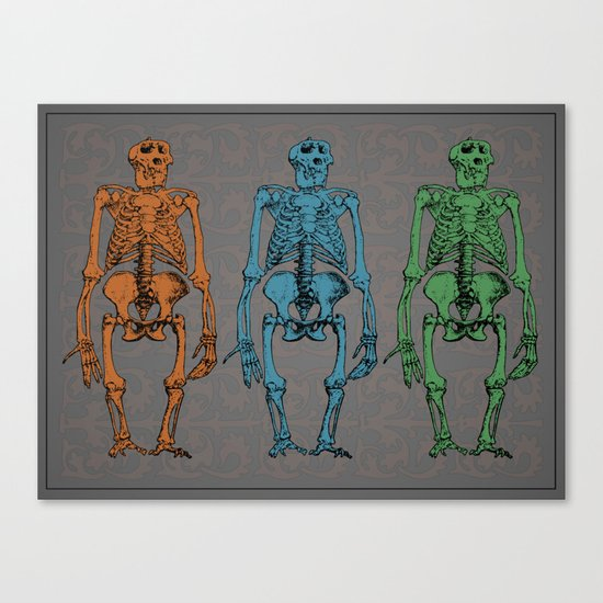 Three Truths Canvas Print