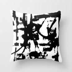 The Waltz Throw Pillow