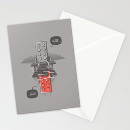 Alter LEGO Stationery Cards