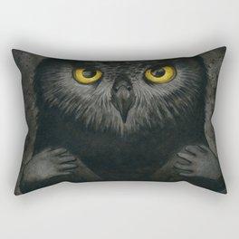 All the night Rectangular Pillow