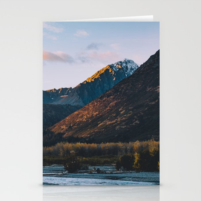 Fire on the Mountain II Stationery Cards