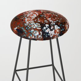 Red Tide Bar Stool