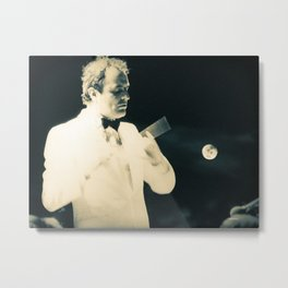 Concert under the stars,Maestro Charles Dutoit Metal Print