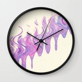 Gush Wall Clock