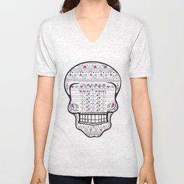 Skull #2 Unisex V-Neck