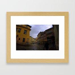 Poland 1 Framed Art Print