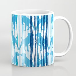 RAINING DOGS Coffee Mug