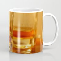 whiskey Mugs featuring Whiskey by Vishal Wadhwani