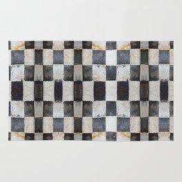 Checkers Rug