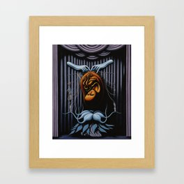 Comfort In The Unknown Framed Art Print