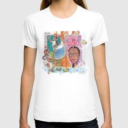 India dancer T-shirt