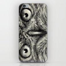 Eagle Owl 878 iPhone & iPod Skin