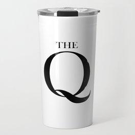 THE Q Travel Mug
