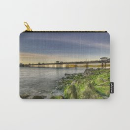 Pier Sunset Carry-All Pouch