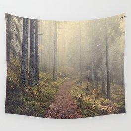 Norwegian Woods Wall Tapestry