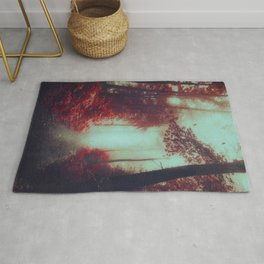 Lost here Rug