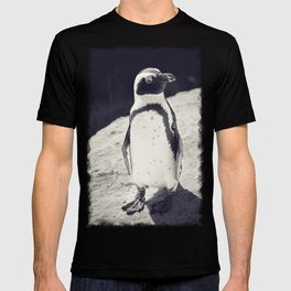 African Penguin - Animal Photography #Society6 T-shirt