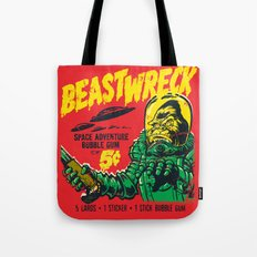 BEASTWRECK ATTACKS! Tote Bag