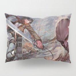 Attack on Titan Mikasa Pillow Sham