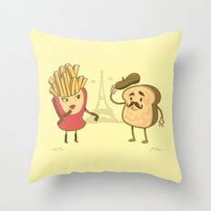The French Connection Throw Pillow