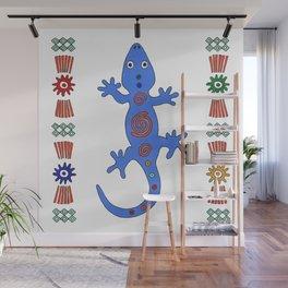 Lizard. Africa Wall Mural
