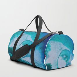 Environmental Starfish Bubbles # 15 Duffle Bag