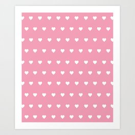 Feel My Love Art Print
