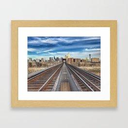 Dallas | Texas Framed Art Print