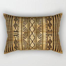 African Weave Rectangular Pillow