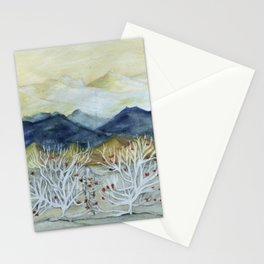 Parallel universes Stationery Cards