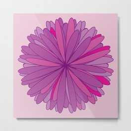 Big beautiful flower Metal Print