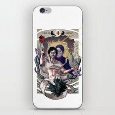 Designing Will Graham iPhone & iPod Skin