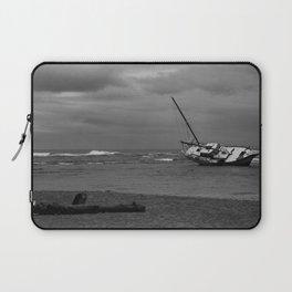sunken boat Laptop Sleeve