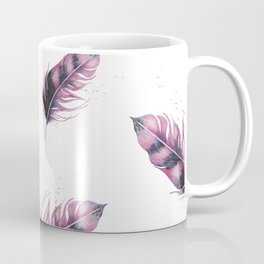 Feathery Coffee Mug