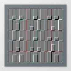 Squares and Rectangles 2 Canvas Print