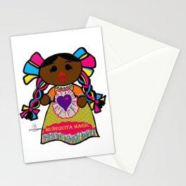 Muñequita Magic Stationery Cards